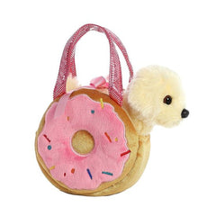 Fancy Pals Yummy Pet Carrier - Toyworld
