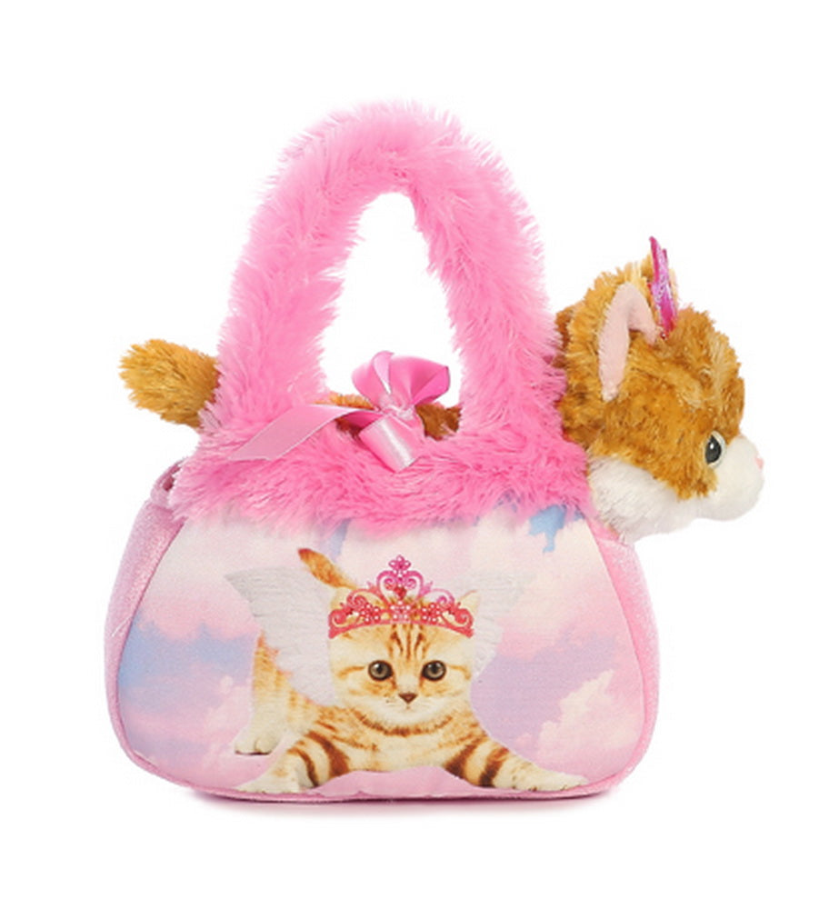 FANCY PALS PRETTY PRINCESS KITTY PET CARRIER