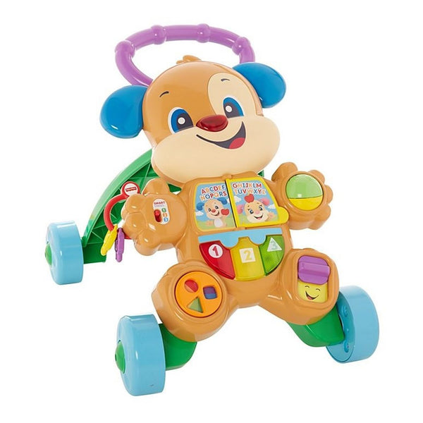 FISHER PRICE LAUGH & LEARN LEARN WITH PUPPY WALKER BOY