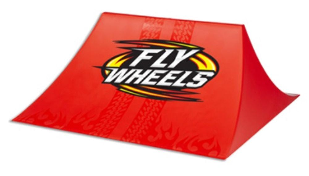 FLY WHEELS STUNT RAMP