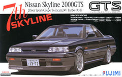 Fujimi Nissan Skyline 2000gts Kitset Model - Toyworld