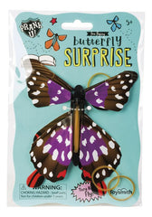 FUN FLYING BUTTERFLY SURPRISE ASSORTED STYLES