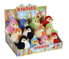 GIPSY BIRDS WITH SOUND BLACK
