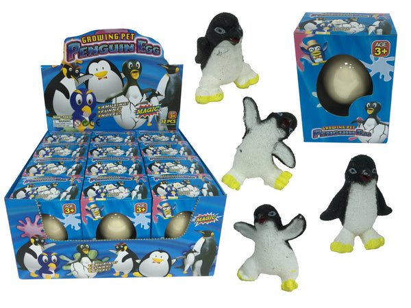 Hatching Growing Pet Penguin Egg - Toyworld