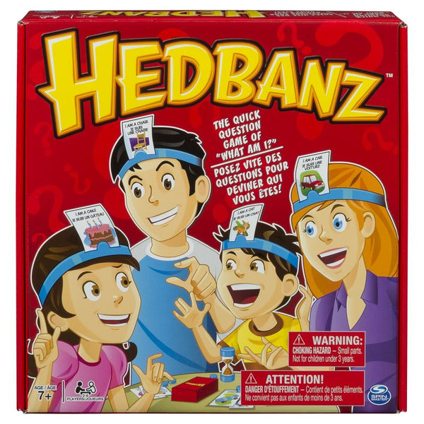 Hedbandz - Toyworld
