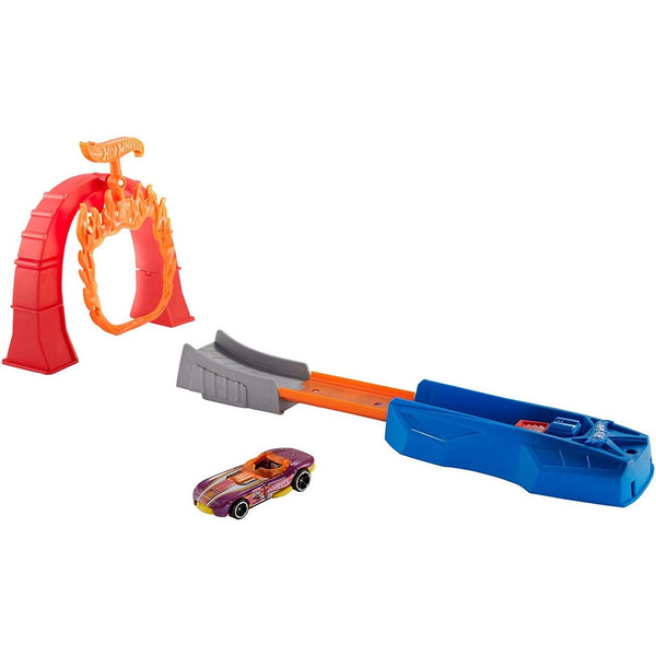 HOT WHEELS ACTION PLAYSET FLAME JUMPER