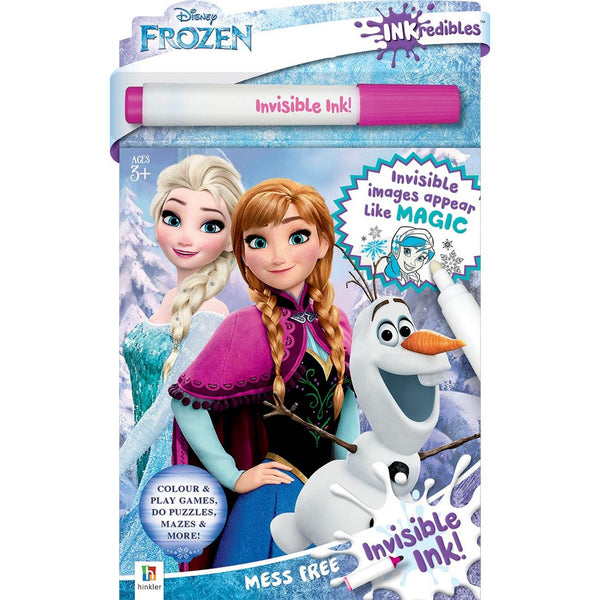 INKREDIBLES DISNEY FROZEN INVISIBLE INK