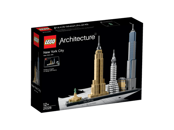 Lego 21028 Architecture New York City - Toyworld