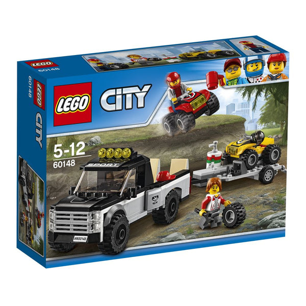 LEGO 60148 CITY ATV RACE TEAM