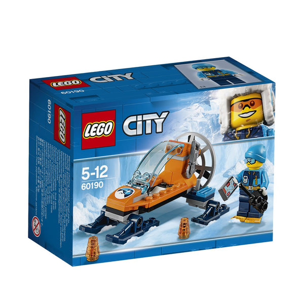 LEGO 60190 CITY ARCTIC ICE GLIDER