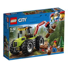 Lego City Forest Tractor - Toyworld
