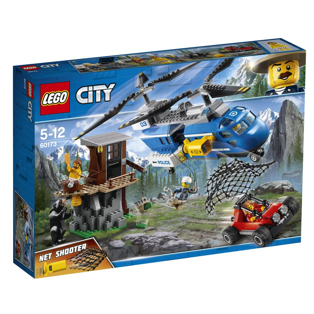 Lego City Mountain Arrest - Toyworld