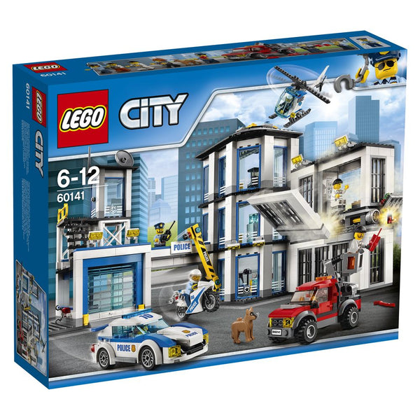 LEGO 60141 CITY POLICE STATION