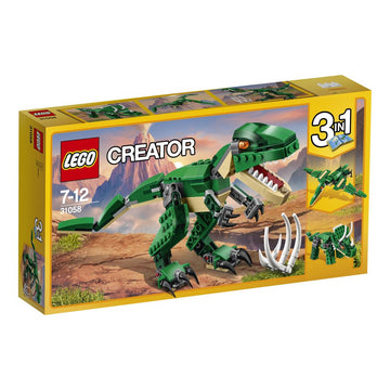 Lego Creator Mighty Dinosaurs - Toyworld