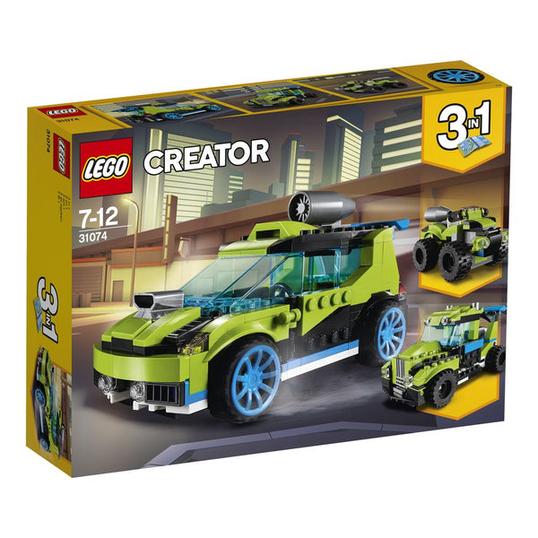 Lego Creator Rocket Rally Car - Toyworld