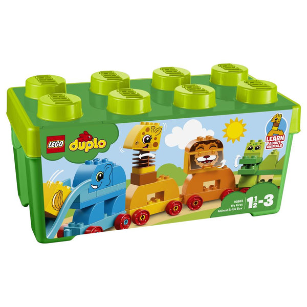 Lego Duplo My First Animal Brick Box - Toyworld