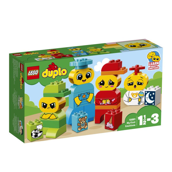 Lego Duplo My First Emotions - Toyworld