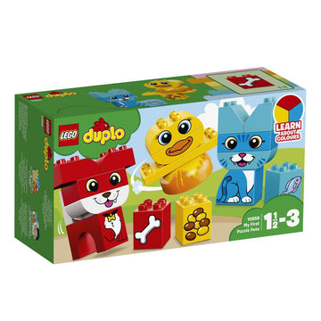 Lego Duplo My First Puzzle Pets - Toyworld