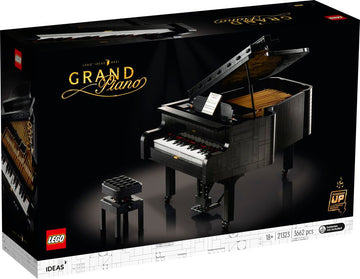 Lego 21323 Ideas Grand Piano - Toyworld