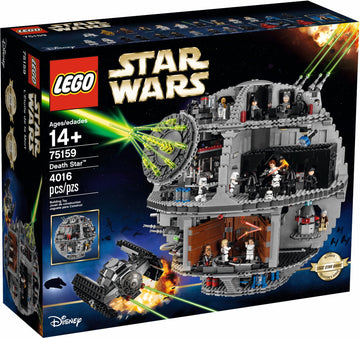 Lego 75159 Sw Death Star - Toyworld