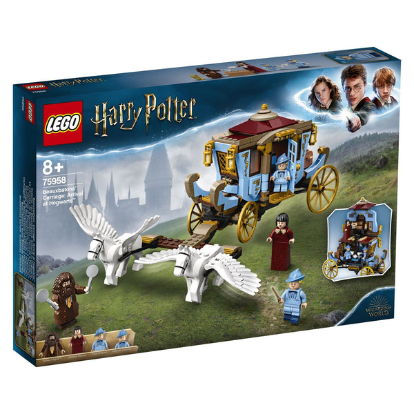 LEGO 75958 HARRY POTTER BEAUXBATONS' CARRIAGE:ARRIVAL AT HOGWARTS