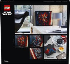 Lego Art Star Wars the Sith Img 1 - Toyworld