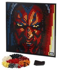 Lego Art Star Wars the Sith Img 5 - Toyworld