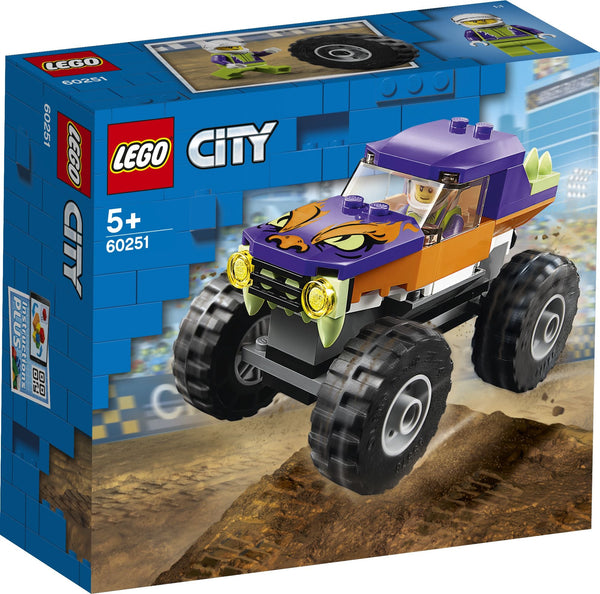 Lego City Monster Truck - Toyworld
