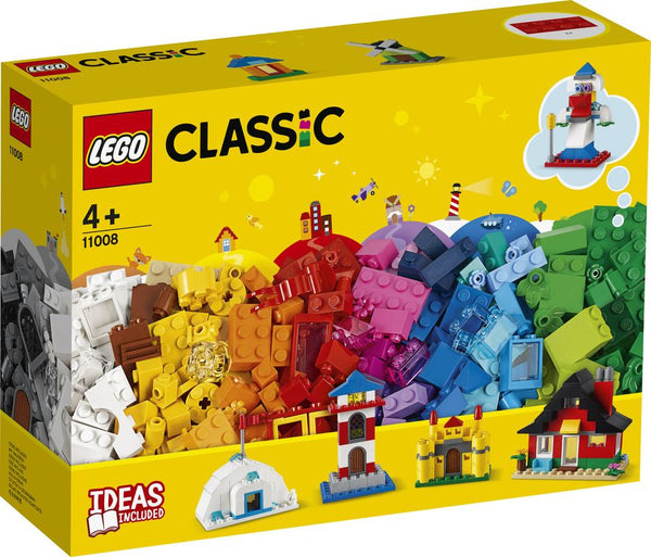 Lego Classic Bricks and Houses - Toyworld