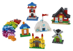 LEGO 11008 CLASSIC BRICKS AND HOUSES