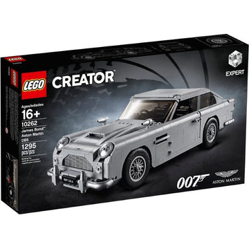 Lego Creator James Bond Aston Martin DB5 - Toyworld