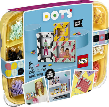 Lego Dots Creative Picture Frames - Toyworld