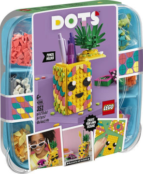 Lego Dots Pineapple Pencil Holder - Toyworld