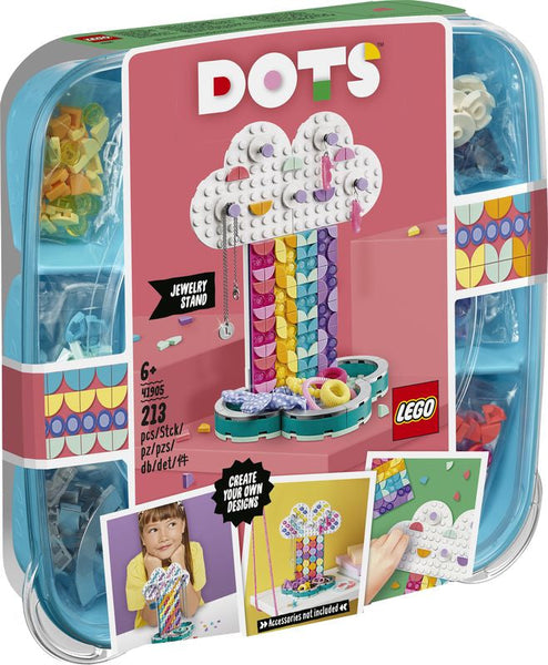 Lego Dots Raibow Jewelry Stand - Toyworld