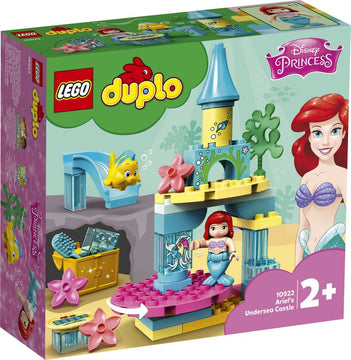 Lego Duplo Ariels' Undersea Castle - Toyworld