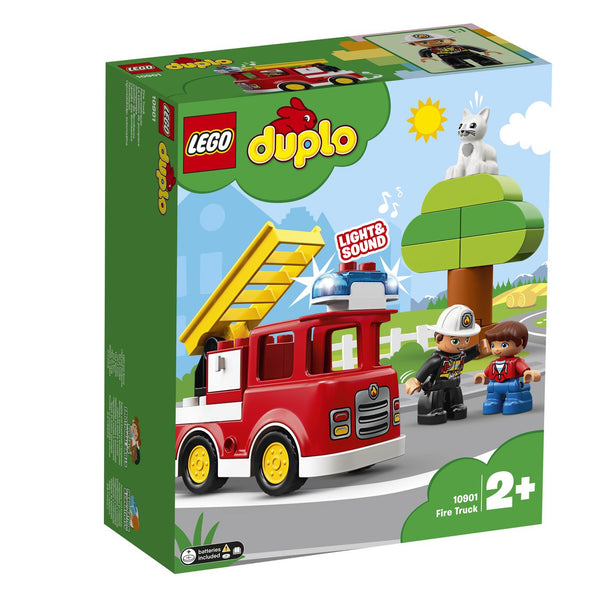 Lego Duplo Fire Truck - Toyworld