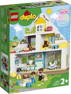 Lego Duplo Modular Playhouse - Toyworld