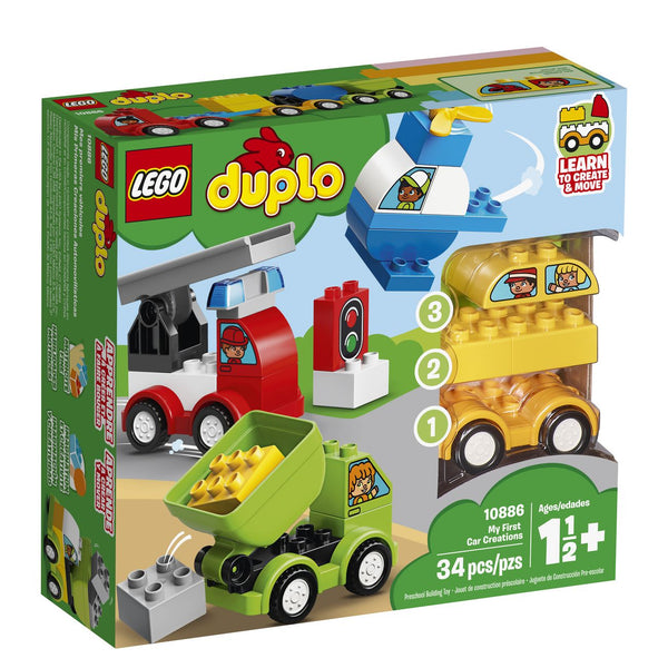 Lego Duplo My First Car Creations - Toyworld