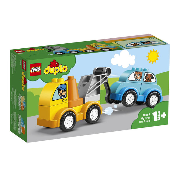 Lego Duplo My First Tow Truck - Toyworld