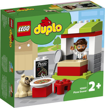 Lego Duplo Pizza Stand - Toyworld