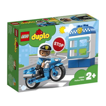 Lego Duplo Police Bike - Toyworld