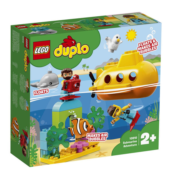 Lego Duplo Submarine Adventure - Toyworld