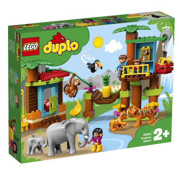 Lego Duplo Tropical Island - Toyworld