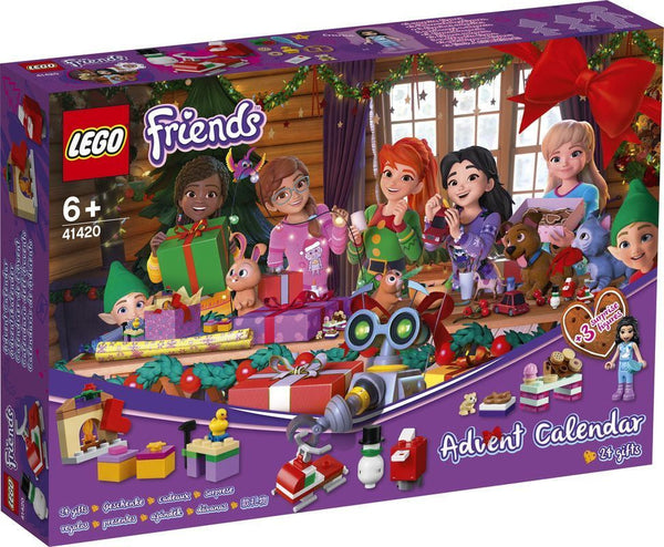 LEGO 41420 FRIENDS ADVENT CALENDAR 2020