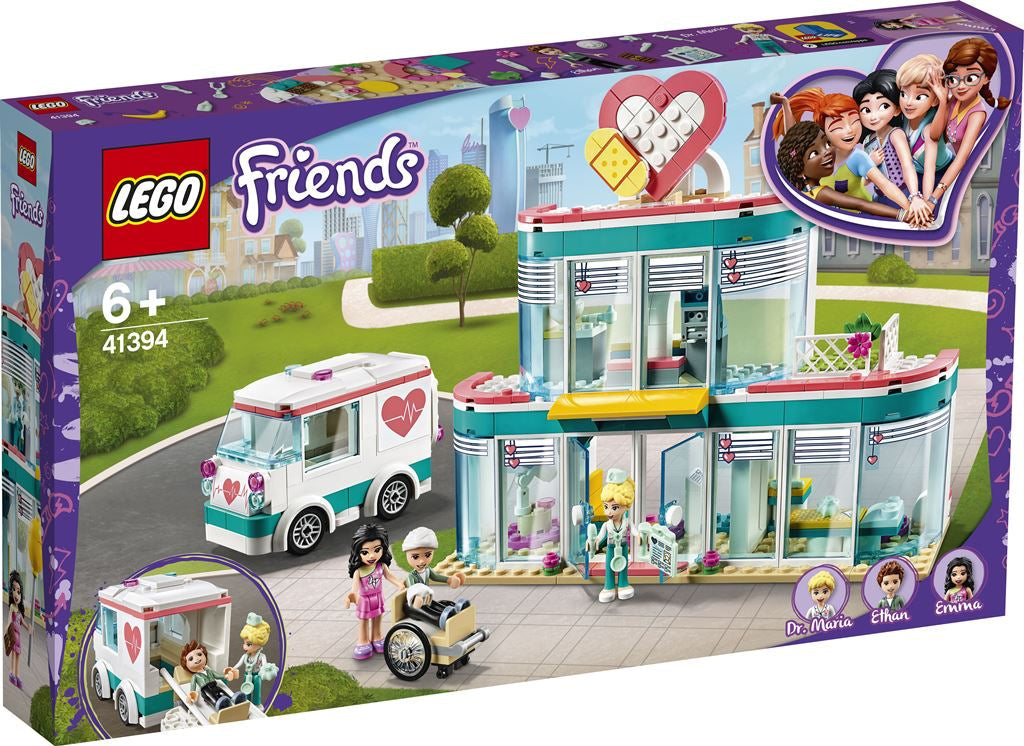 Lego Friends Heartlake City Hospital - Toyworld