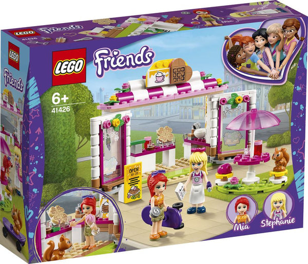 Lego Friends Heartlake City Park Cafe - Toyworld