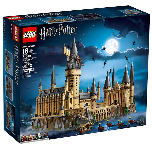 LEGO 71043 HARRY POTTER HOGWART'S CASTLE