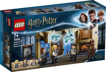 Lego Harry Potter Hogwarts Room of Requirement - Toyworld