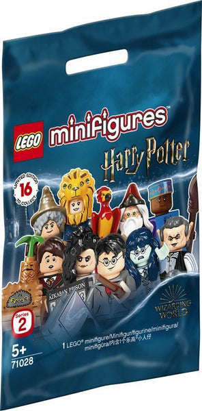 LEGO 71028 HARRY POTTER SERIES 2 MINIFIGURES