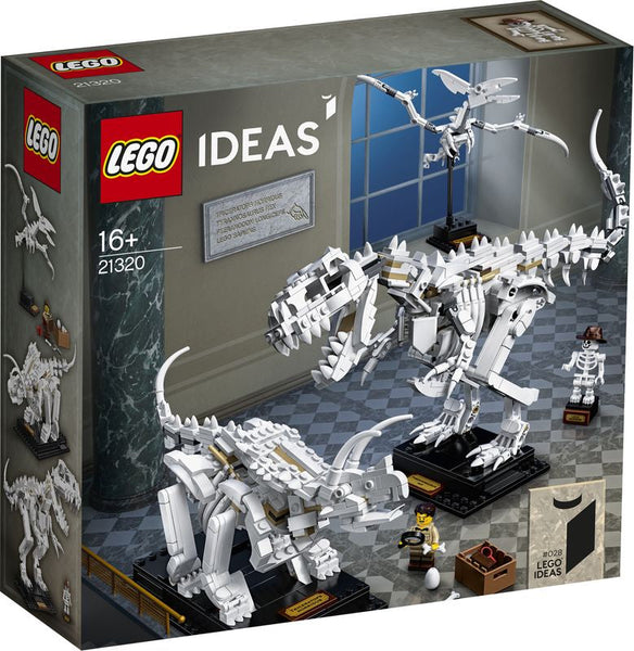 Lego Ideas Dinosaur Fossils - Toyworld